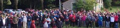 Pyrhando du 15 au 17 septembre à St Férréol